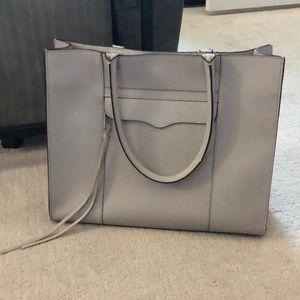 Rebecca Minkoff Grey MAB Bag